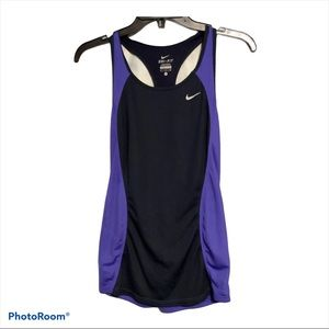 Nike Dry Fit Athletic Tank Top Womens Small